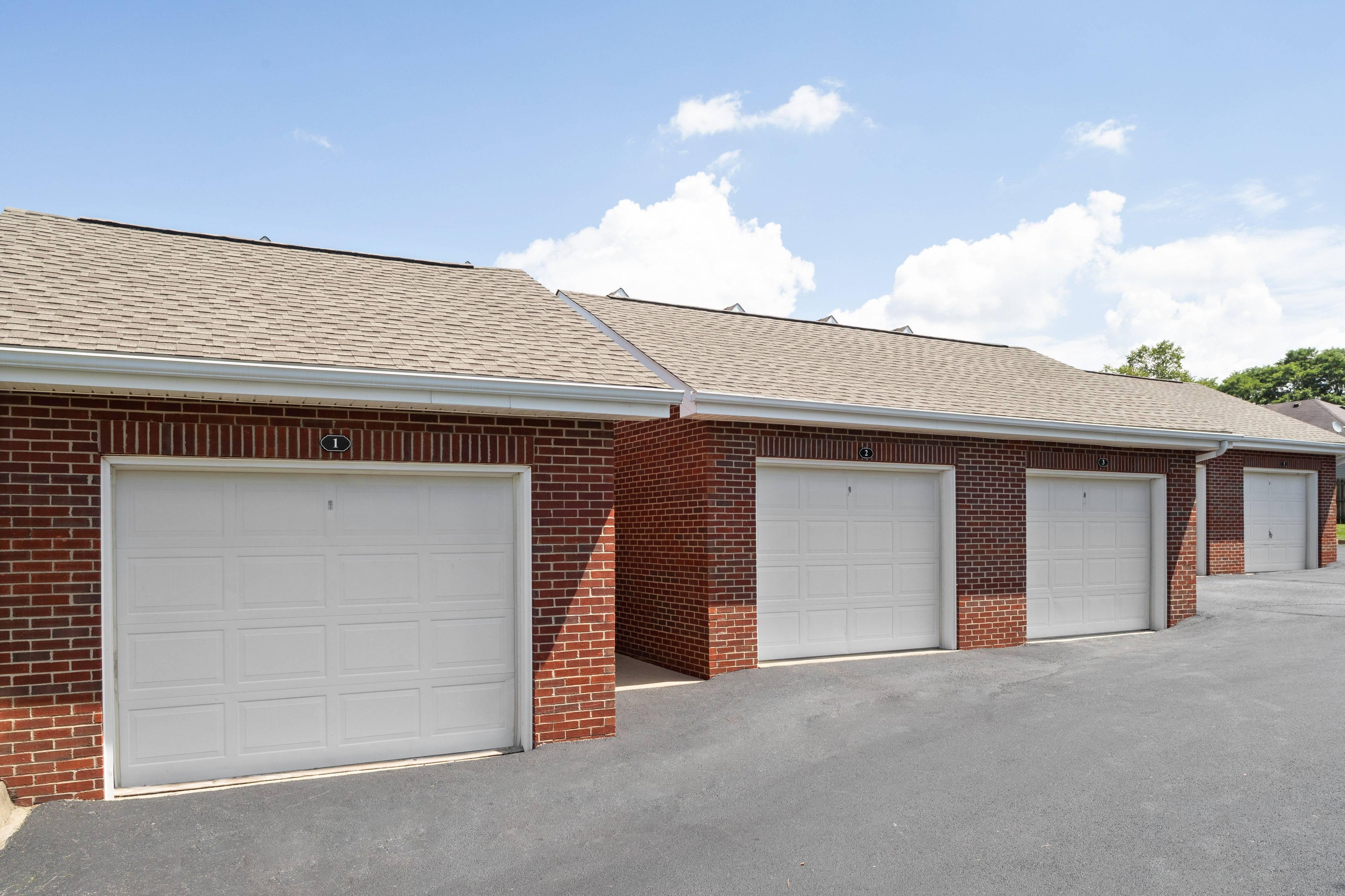 Detached Garage Parking Available