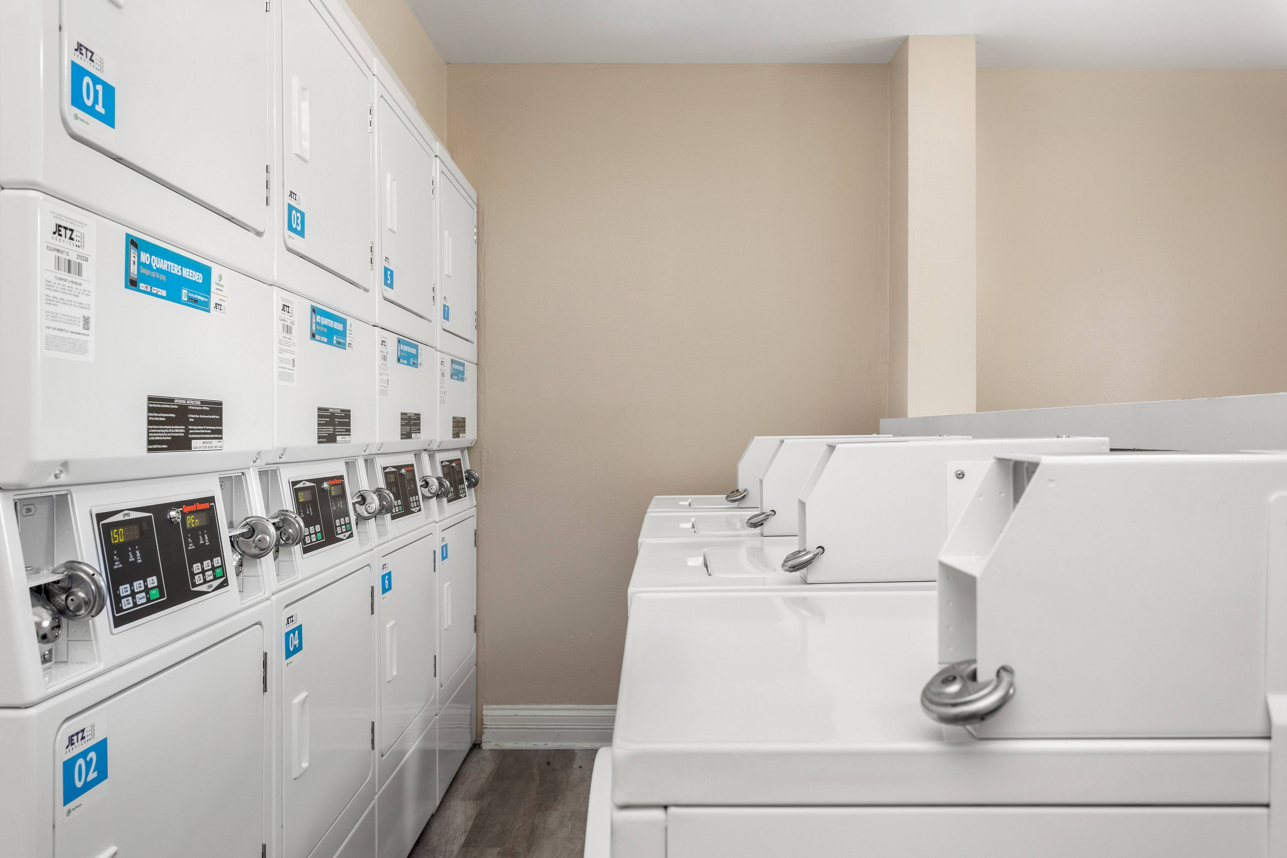 Laundry Care Center